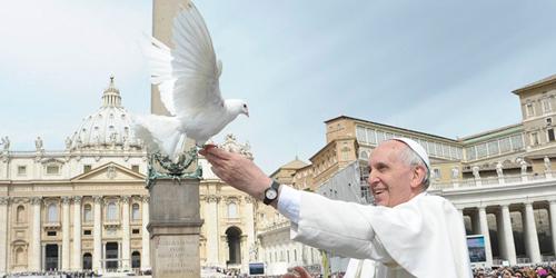 Em carta, Ministro Provincial pede para atender apelo do Papa Francisco