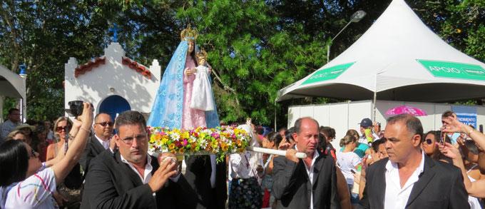 A Festa da Igreja Itinerante da Penha