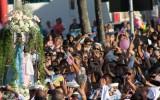 Núncio Apostólico do Brasil agradece aos franciscanos e chama Convento da Penha de paraíso