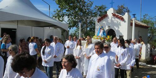 Ministro Provincial abre a 444ª Festa da Penha