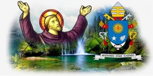 """Encíclica """"Laudato si"""" do Papa Francisco"""