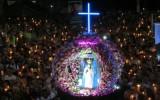 A fé leva 700 mil pessoas às ruas